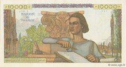 10000 Francs GÉNIE FRANÇAIS FRANCE  1953 F.50.68 SUP