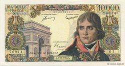 10000 Francs BONAPARTE FRANCE  1955 F.51.01 SUP