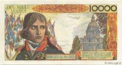10000 Francs BONAPARTE FRANCE  1957 F.51.07 SUP+