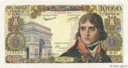 10000 Francs BONAPARTE FRANCE  1957 F.51.09 SPL