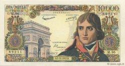 10000 Francs BONAPARTE FRANCE  1957 F.51.10 SUP+