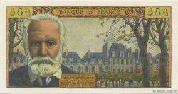 5 Nouveaux Francs VICTOR HUGO FRANCE  1961 F.56.07 NEUF