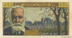 5 Nouveaux Francs VICTOR HUGO FRANCE  1965 F.56.17 SPL