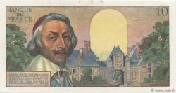 10 Nouveaux Francs RICHELIEU FRANCE  1959 F.57.04 pr.NEUF