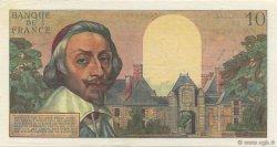 10 Nouveaux Francs RICHELIEU FRANCE  1962 F.57.21 pr.SPL