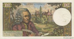 10 Francs VOLTAIRE FRANCE  1963 F.62.02 SUP+