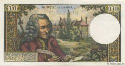 10 Francs VOLTAIRE FRANCE  1963 F.62.06 SUP+