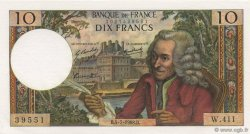 10 Francs VOLTAIRE FRANCE  1968 F.62.33 NEUF