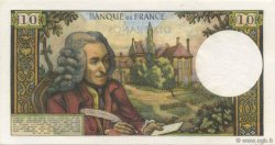 10 Francs VOLTAIRE FRANCE  1969 F.62.40 pr.NEUF