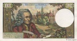 10 Francs VOLTAIRE FRANCE  1970 F.62.45 SPL+