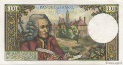10 Francs VOLTAIRE FRANCE  1972 F.62.58 SPL+