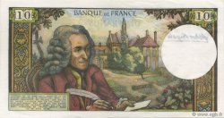10 Francs VOLTAIRE FRANCE  1973 F.62.61 SPL