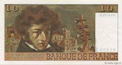 10 Francs BERLIOZ FRANCE  1974 F.63.04 pr.NEUF