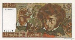 10 Francs BERLIOZ FRANCE  1974 F.63.06 NEUF