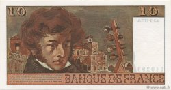 10 Francs BERLIOZ FRANCE  1977 F.63.21 SPL+