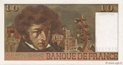 10 Francs BERLIOZ FRANCE  1978 F.63.24 SPL+