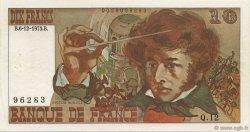 10 Francs BERLIOZ sans signatures FRANCE  1978 F.63bis.01 pr.SUP