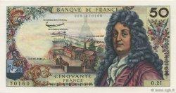 50 Francs RACINE FRANCE  1962 F.64.02