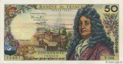 50 Francs RACINE FRANCE  1967 F.64.09 SUP