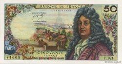 50 Francs RACINE FRANCE  1971 F.64.19 SPL