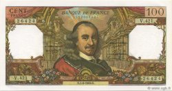 100 Francs CORNEILLE FRANCE  1969 F.65.27 NEUF