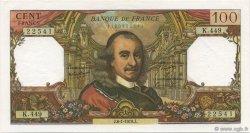 100 Francs CORNEILLE FRANCE  1970 F.65.29 pr.NEUF