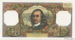 100 Francs CORNEILLE FRANCE  1971 F.65.35 pr.NEUF