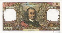 100 Francs CORNEILLE FRANCE  1977 F.65.57 NEUF