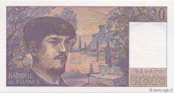 20 Francs DEBUSSY FRANCE  1987 F.66.08 pr.NEUF