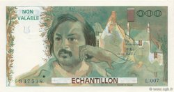 (100 Francs) BALZAC FRANCE  1980 F.-- NEUF