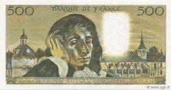 500 Francs PASCAL FRANCE  1977 F.71.16 pr.NEUF