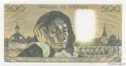 500 Francs PASCAL FRANCE  1981 F.71.25 NEUF