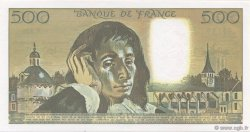 500 Francs PASCAL FRANCE  1990 F.71.45 SPL+