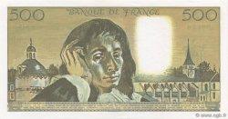 500 Francs PASCAL FRANCE  1991 F.71.47 NEUF