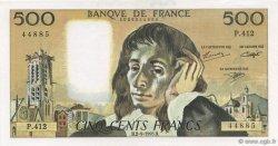 500 Francs PASCAL FRANCE  1993 F.71.52a SPL+