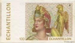 100 Francs ATHÉNA FRANCE  1997 F.74.00 SPL