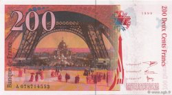 200 Francs EIFFEL FRANCE  1999 F.75.05 NEUF