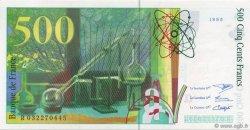500 Francs PIERRE ET MARIE CURIE sans STRAP FRANCE  1995 F.76qua.02 SPL