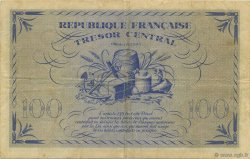100 Francs MARIANNE FRANCE  1943 VF.06.01a TTB+