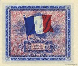 2 Francs DRAPEAU FRANCE  1944 VF.16.01 NEUF