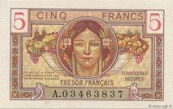 5 Francs TRÉSOR FRANÇAIS FRANCE  1947 VF.29.01 SPL+