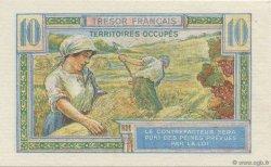 10 Francs TRÉSOR FRANÇAIS FRANCE  1947 VF.30.01 SPL+