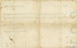100 Livres Tournois Typographié FRANCE  1720 Laf.90 TB