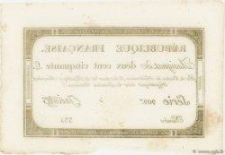 250 Livres FRANCE  1793 Ass.45a pr.NEUF