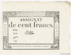 100 Francs FRANCE  1795 Ass.48a pr.NEUF