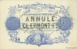 25 Francs type 1870 Clermont-Ferrand FRANCE  1870 F.A44.01 SUP+