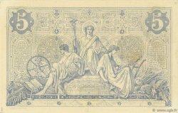 5 Francs NOIR FRANCE  1873 F.01.21 pr.SPL