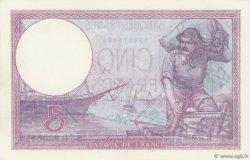 5 Francs VIOLET FRANCE  1926 F.03.10 SPL