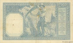 20 Francs BAYARD FRANCE  1917 F.11.02 TTB