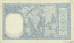 20 Francs BAYARD FRANCE  1918 F.11.03 pr.SUP